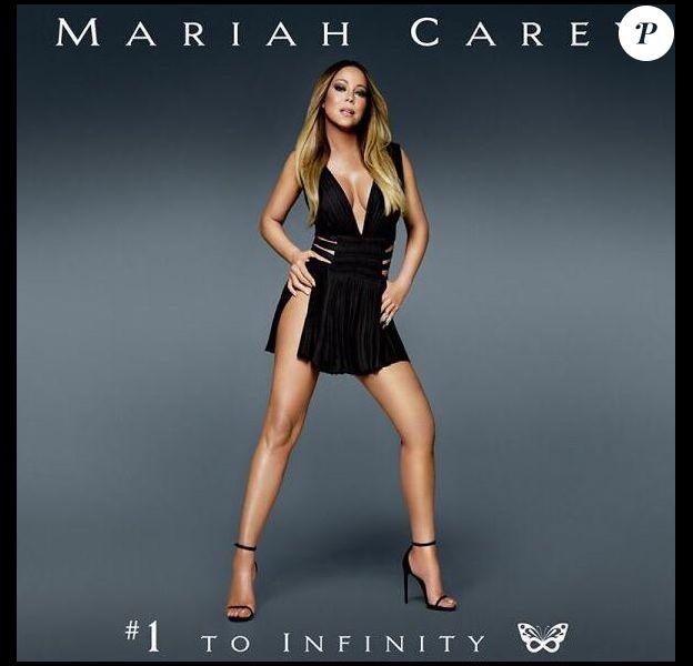 Pochette de #1 To Infinity de Mariah Carey