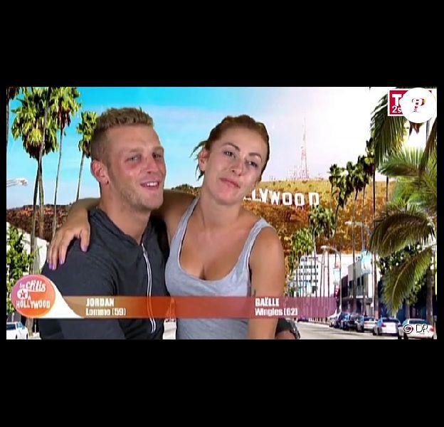 Gaëlle et Jordan des Ch'tis à Hollywood,