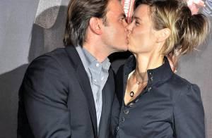 REPORTAGE PHOTOS : Les plus beaux couples-stars à l'avant-première de 'Faubourg 36'... une avalanche de bisous !