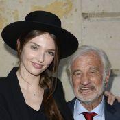 Jean-Paul Belmondo: Fier avec sa petite-fille et ses amis pour célébrer son père