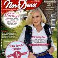 Retrouvez l'intégralité de l'interview de Michèle Torr dans le magazine Nous Deux, en kiosque actuellement.