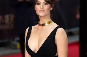 Gemma Arterton : Décolleté vertigineux face à la bombe Nicole Scherzinger