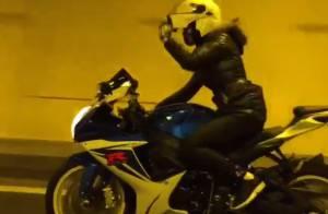 Julie Ricci (Secret Story 4) : Sexy à moto, la 'femme idéale' enflamme la Toile