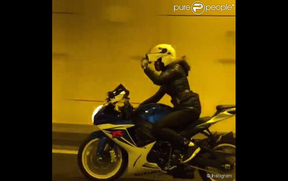 Recherche femme motarde