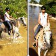 Julie Ricci (Secret Story 4) : vacances sportives à Punta Cana