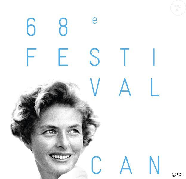 Affiche officielle du Festival de Cannes 2015.