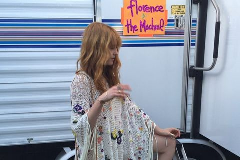 Florence and the Machine, la chanteuse 'dévastée' : Mauvaise suprise à Coachella