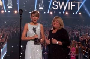 Taylor Swift récompensée : L'émouvant discours de sa maman malade
