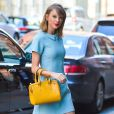 Taylor Swift se promène à New York Le 18 aril 2015