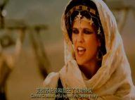 Lorie : Reine dans ''Dragon Blade'', elle remonte les bretelles d'Adrien Brody !
