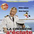 """""""La croisière s'éclate"""" d'Olivier Lejeune - été 2015"""