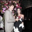 Ashton Kutcher et Demi Moore à la première de Valentine's Day, le 11 février 2010