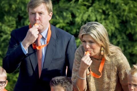 Willem-Alexander des Pays-Bas : Avec Maxima, échauffement avant son anniversaire