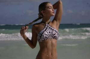 Gigi Hadid : Sexy pour son anniversaire, elle le passe en bikini
