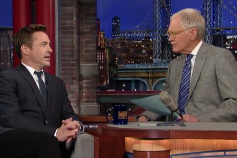 Robert Downey Jr. dévoile l'adorable bouille de sa fille Avri, 5 mois