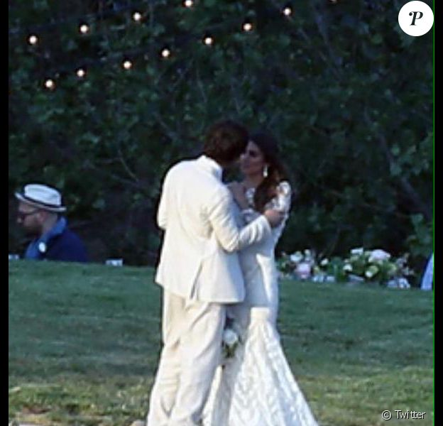 Ian Somerhalder et Nikki Reed se sont mariés le 26 avril 2015.