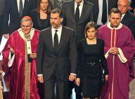 Letizia et Felipe VI d'Espagne : Unis face au chagrin de familles effondrées