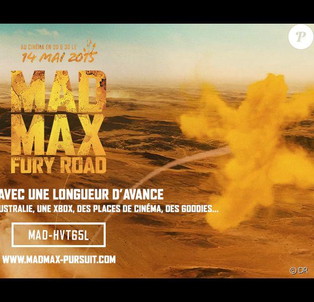 Prolongez l'aventure Mad Max : Fury Road...