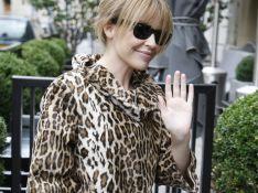 PHOTOS : Kylie Minogue, une bête de mode qui n'a peur de rien !