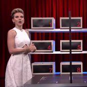 Scarlett Johansson dévoile son 6e tatouage et se fait une grosse frayeur