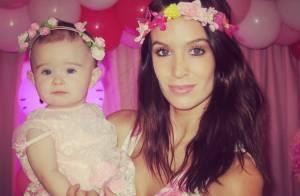 Jade Foret : Folle fête pour sa fille Mila et belle déclaration d'amour à Arnaud