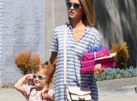Jessica Alba : Maman relax avec Haven, trop craquante !