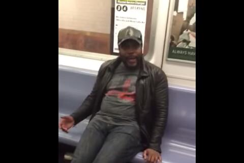 Chad L. Coleman : L'acteur explose de rage dans le métro, puis s'explique