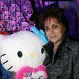 """Linda de Suza - Soirée d'ouverture de la """"Foire du Trone"""" au profit de l'association """" Secours populaire """" à Paris le 27 mars 2015."""