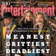 La couverture du magazine Entertainment Weekly dévoile la première officielle du film The Hateful Eight de Quentin Tarantino