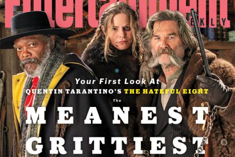 ''The Hateful Eight'' de Quentin Tarantino : Première image dévoilée !