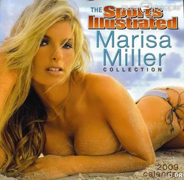 Le superbe calendrier de Marisa Miller pour Sports Illustrated !