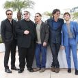 Jake Gyllenhaal, Guillermo Del Toro, Ethan et Joël Coen, Xavier Dolan - Photocall du jury du 68e Festival International du Film de Cannes, le 13 mai 2015.