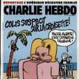 Couverture du Charlie Hebdo du 13 mai 2015.