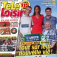Magazine  Télé-Loisirs . Numéro du 23 au 29 mai 2015.