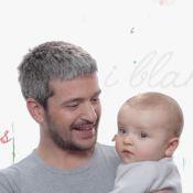 Grégoire jeune papa ému : ''La paternité a tout changé dans ma vie''