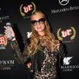 Paris Hilton aux platines du club Vip Room lors du 68ème festival international du film de Cannes. Le 15 mai 2015  es