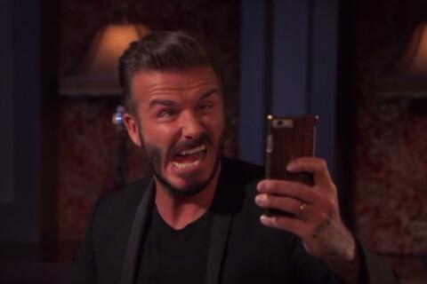 David Beckham, moche sur un selfie : Quand le Spice Boy s'enlaidit...