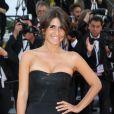 """Géraldine Nakache - Montée des marches du film """"Youth"""" lors du 68e Festival de Cannes, le 20 mai 2015."""