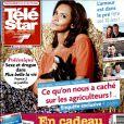 Magazine  Télé Star . Numéro du 23 au 29 mai 2015.