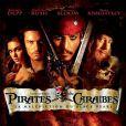 Affiche des films Pirates des Caraibes
