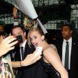Nicholas Hoult et Jennifer Lawrence à New York le 10 mai 2014.