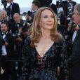 """Marisa Berenson - Montée des marches du film """"The Little Prince"""" (Le Petit Prince) lors du 68e Festival International du Film de Cannes, le 22 mai 2015."""