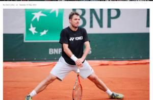 Stan Wawrinka et sa rupture: Coup de gueule contre le 'torchon' de Roland-Garros