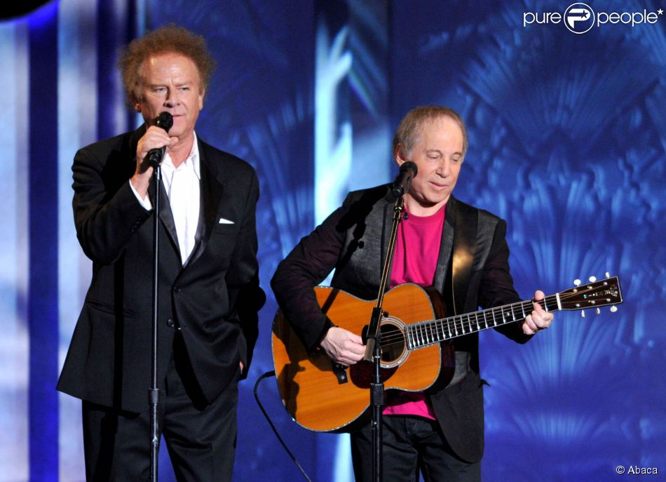 """Simon & Garfunkel perform during """"TV Land Presents: The AFI Life Achievement Awards Honoring Mike Nichols"""", June 10, 2010 at Sony Pictures Studios in Culver City, California. The show airs on Saturday, June 26th at 9 PM ET/PT on TV Land during a special presentation of TV Land PRIME. Photo by Vince Bucci/PictureGroup/ABACAPRESS.COM11/06/2010 -"""