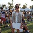 """Kate Bosworth - People au 2ème jour du Festival """"Coachella Valley Music and Arts"""" à Indio le 12 avril 2015."""