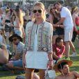 """Kate Bosworth au 2ème jour du Festival """"Coachella Valley Music and Arts"""" à Indio, le 11 avril 2015"""