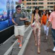 Kendall Jenner - People au Grand Prix de formule 1 de Monaco le 24 mai 2015