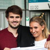 Tatiana Golovin, enceinte et comblée : ''Je voulais un enfant avant 30 ans''
