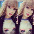 Anjelica Kenova, la nouvelle Barbie russe de 26 ans