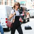 Taylor Swift dans les rues de New York, le 28 mai 2015.